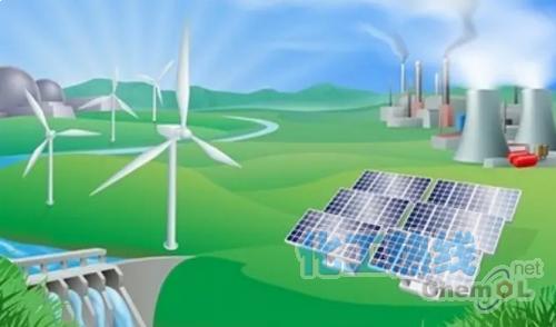 十三五我国能源战略路线图逐渐明晰